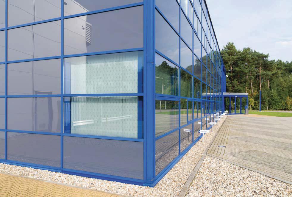 Commercial Glazing Doors