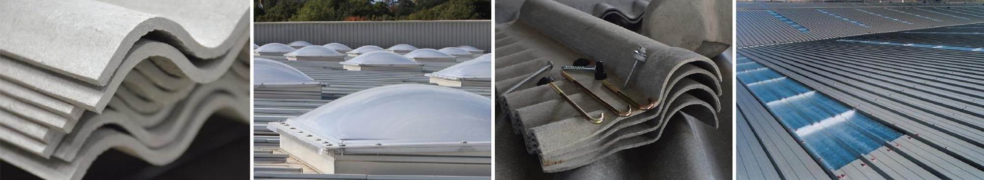 Roof Sheets Montage