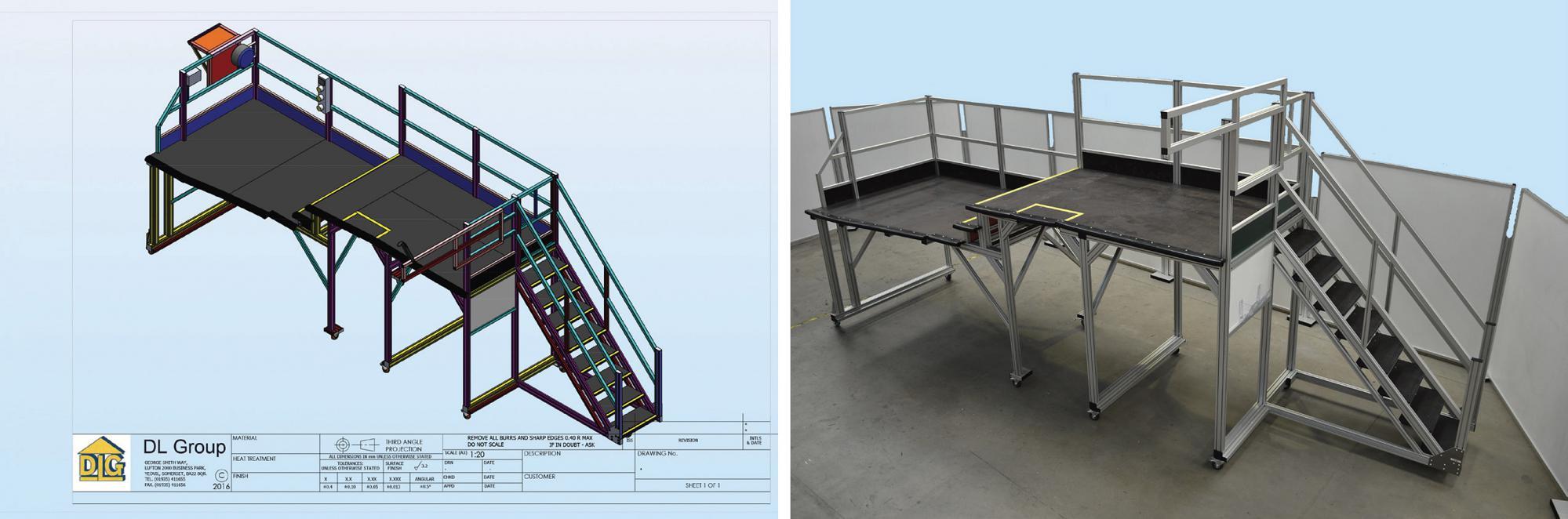 DL Aluminium Workplace Solutions Ltd.