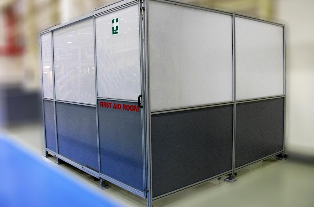 Aluminium First Aid Cell
